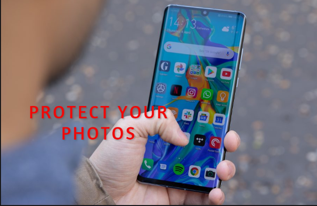 protect to your photos