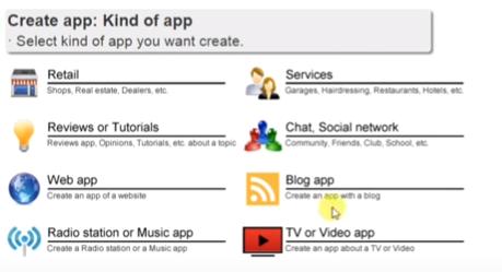 make a free application
