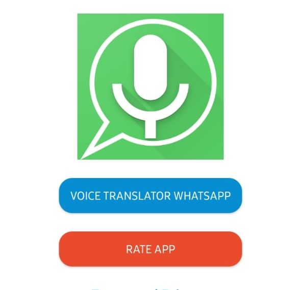 language voice translator