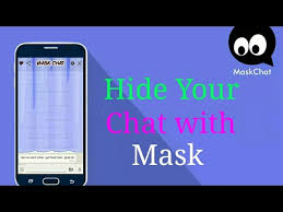 Maintain privacy while chatting app