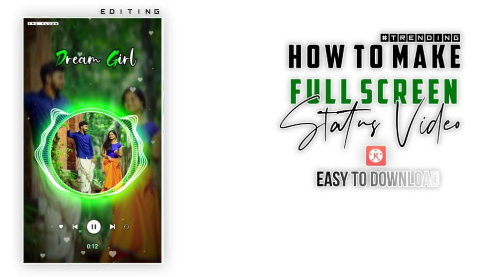 HOW TO MAKE FULL SCREEN