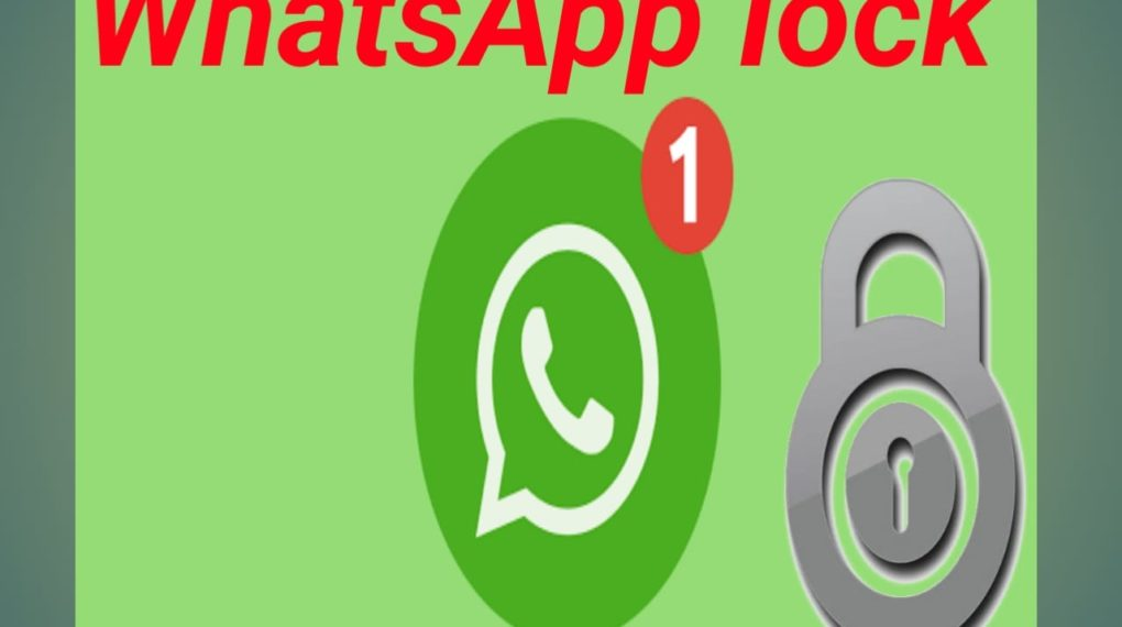 Lock WhatsApp with your fingerprint (pattern) pin