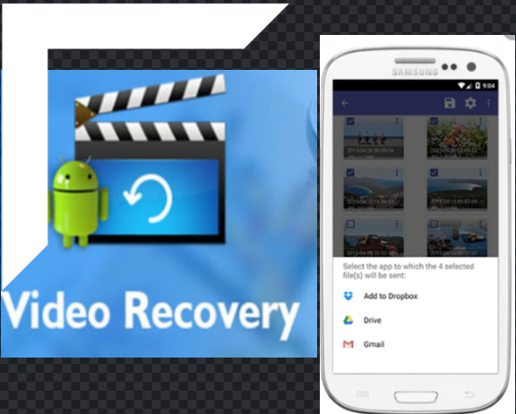 VIDEO RECOVER APPLICATION